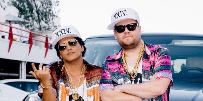 Watch Bruno Mars Sing Elvis, Talk Spanx on 'Carpool Karaoke'