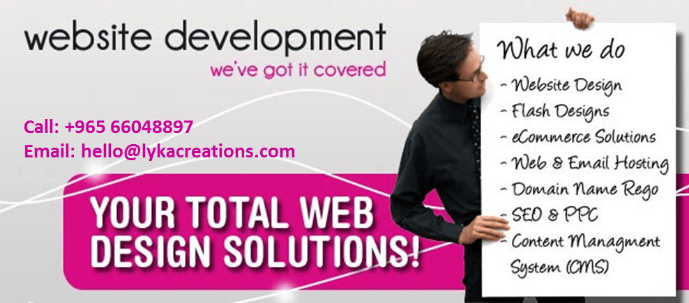 Best Website Development Company in Kuwait