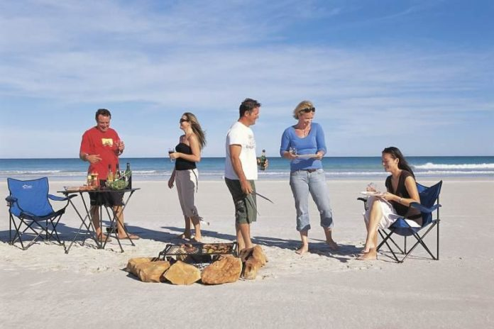 KD 10,000 fine for barbecue on the beaches