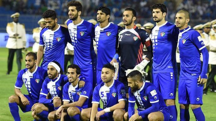 Suspension of the Kuwait Football Association lifted