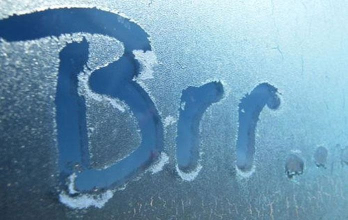 Meteorologist forecast cold wave this weekend