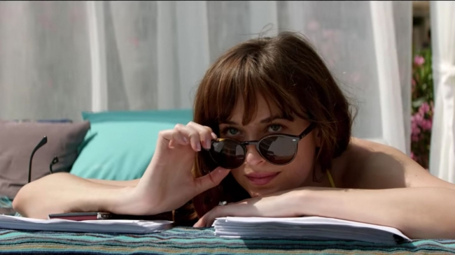 Dakota Johnson Gets Real About Her 'Bizarre' Fifty Shades Sex Scenes