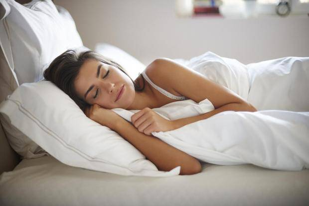 Try this simple technique to fall asleep in 30 seconds or less