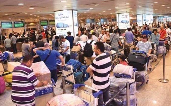 208,000 people travel outside Kuwait on Eid Al-Fitr holidays