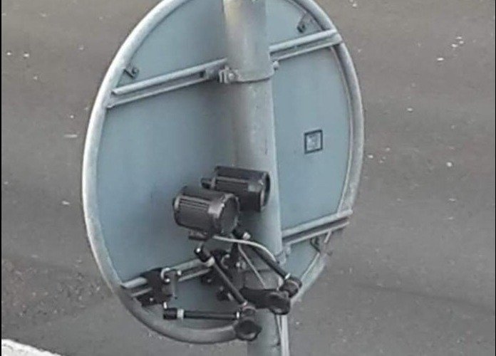 No traffic cameras installed in secret locations