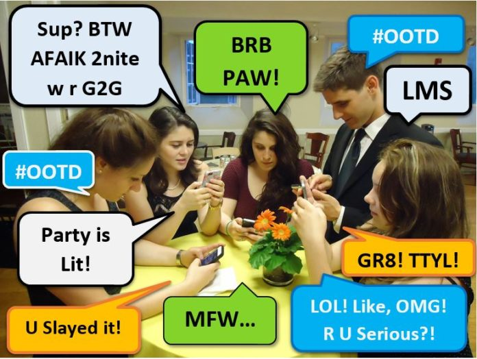 The Cool Parent's Guide to Internet Slang and Abbreviations