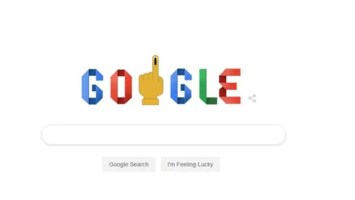 Election 2019: Google Doodle On Phase 3 Of Lok Sabha Election Tells Us How To Vote