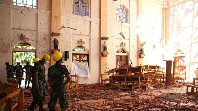 Sri Lanka blasts updates
