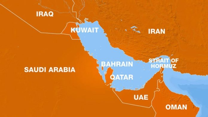 US warns airliners flying over Gulf of 'misidentification'