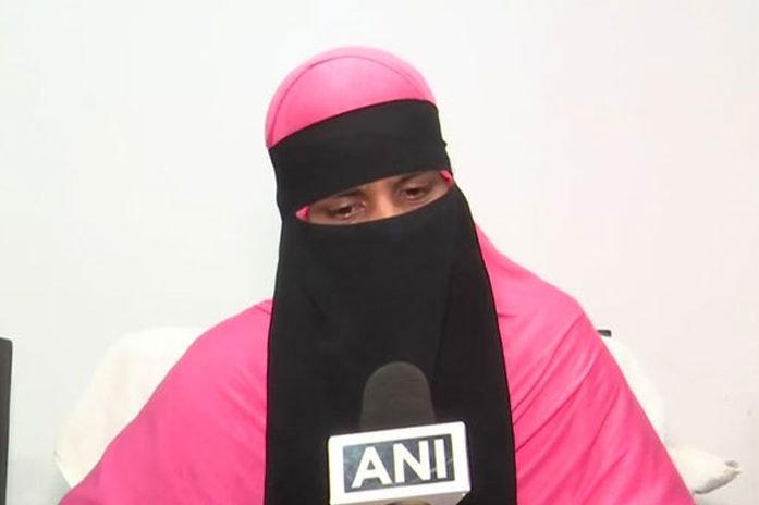 A Hyderabadi woman extricated from Kuwait gratitude to the Indian Embassy and Modi's ministry