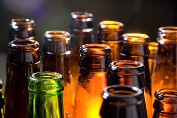 Officers in Kuwait were fired for not record keeping of confiscated alcohol bottles