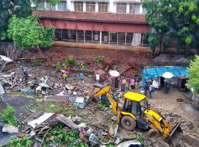 Visakhapatnam, India: 2 individuals lost their lives because of a wall of under-construction structure breakdowns