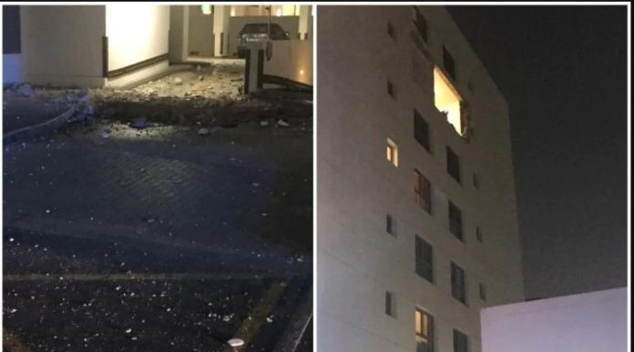 In Dubai, a guy lost his life due to cooking gas leak blast