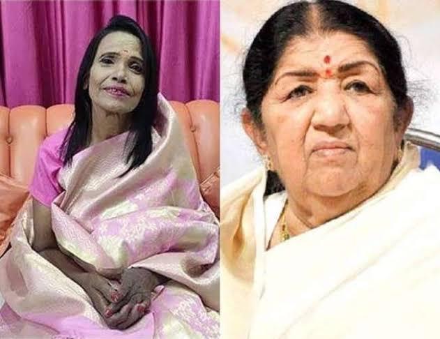 Melody queen Lata Mangeshkar's comment on Internet sensation Ranu Mondal