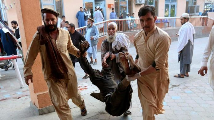 Afghanistan: More then 10 martyred in attack on a bus in Eastern Afghanistan