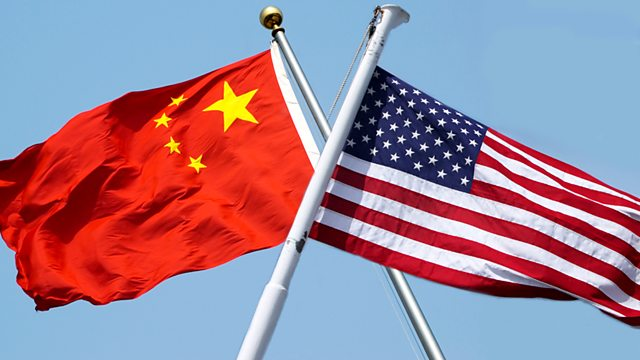 US civilian accused of spying on part of the chinese authority