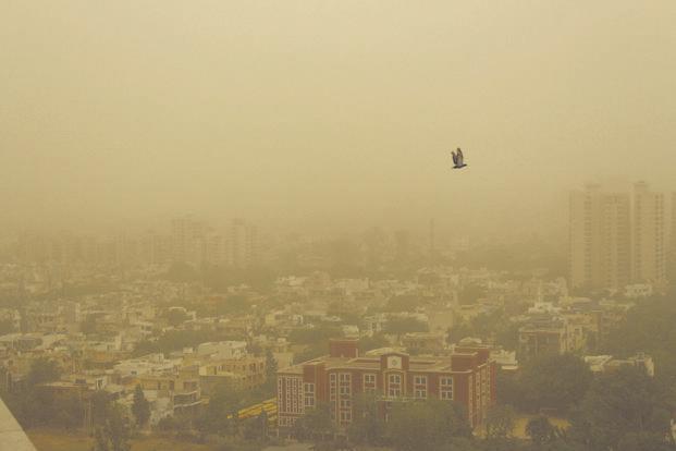 Supreme Court criticizes severely to Central Govt on Delhi Air Pollution