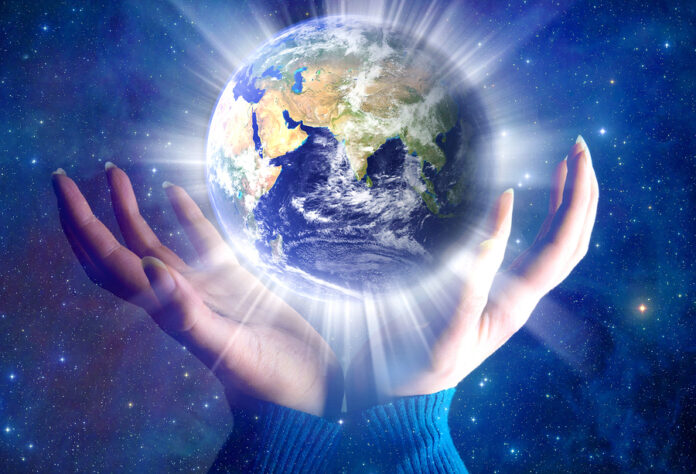 Mother Earth has found way to heal, As Countries Go Into Lockdown