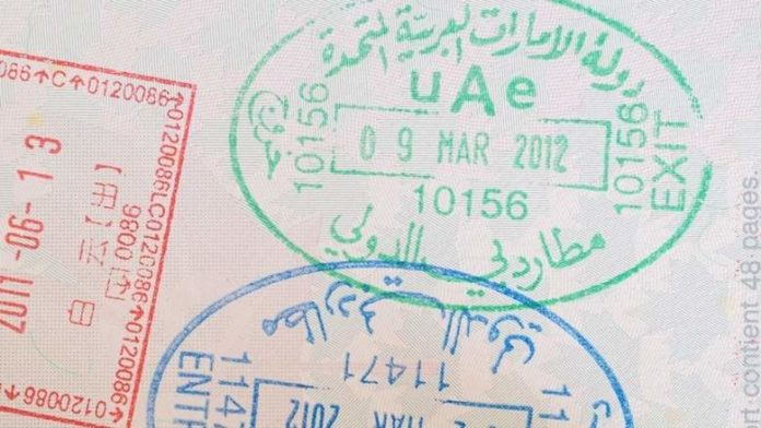 United Arab Emirates suspends issuance of all visas due to coronavirus