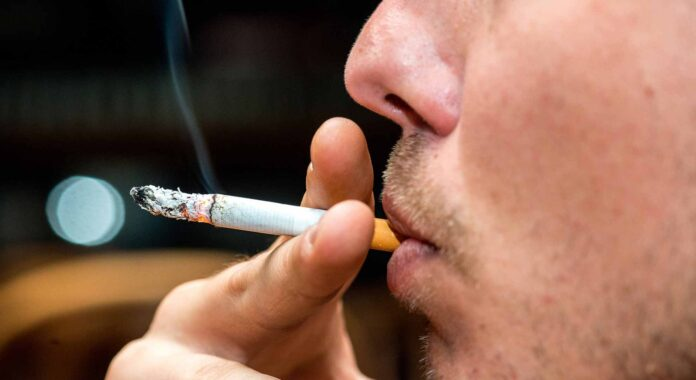 Smokers appear to be at higher risk from coronavirus
