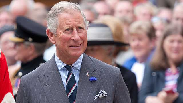 Britain's Prince Charles tests positive for coronavirus (COVID-19)