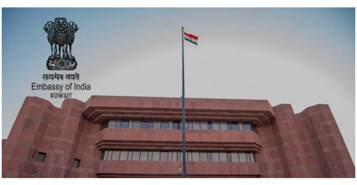 Indian Embassy: Repatriation Registration Begin For Indian Expats in Kuwait