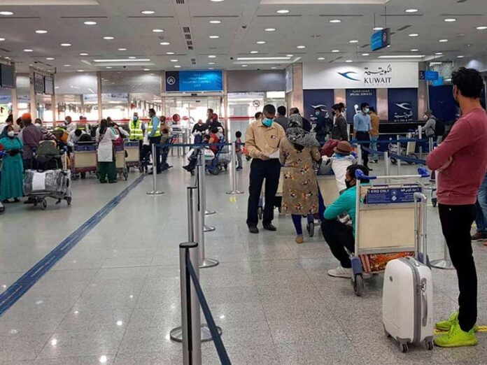 35,000 Indians to be repatriated from Kuwait