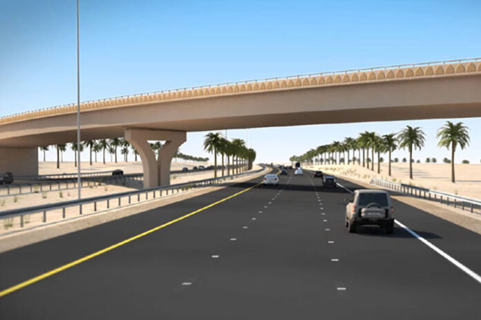 Kuwait: Emergency lane used to expand some highways to four-lane