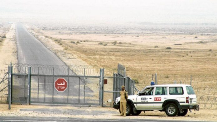 Land borders between Saudi Arabia and Kuwait reopen