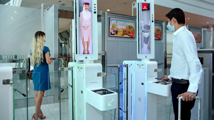 Emirates launches 'biometric' pathway for contact-less passage at Dubai airport