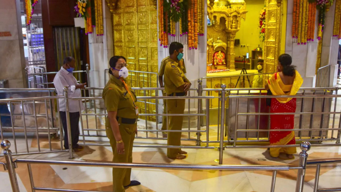 India: Religious places reopen for devotees in Maharashtra