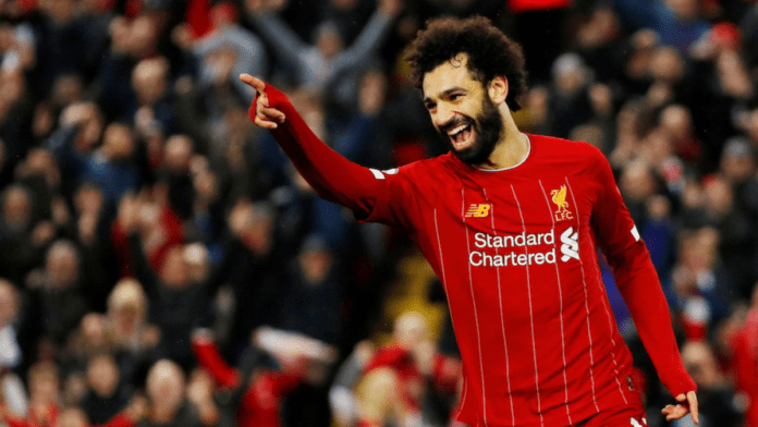 Liverpool's Mohamed Salah Tests Positive For COVID-19 Again