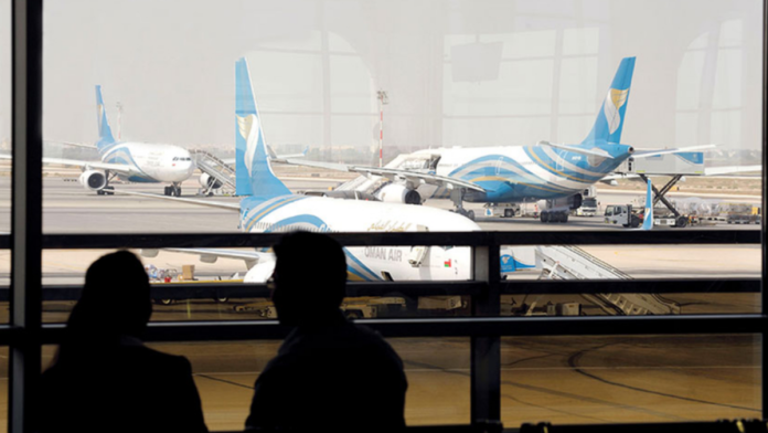 Oman: Transit travelers to pay fee from January