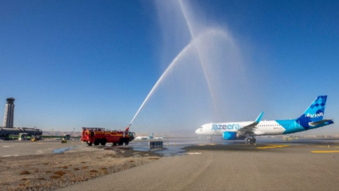Kuwait: Jazeera Airways launches low-fare Muscat route